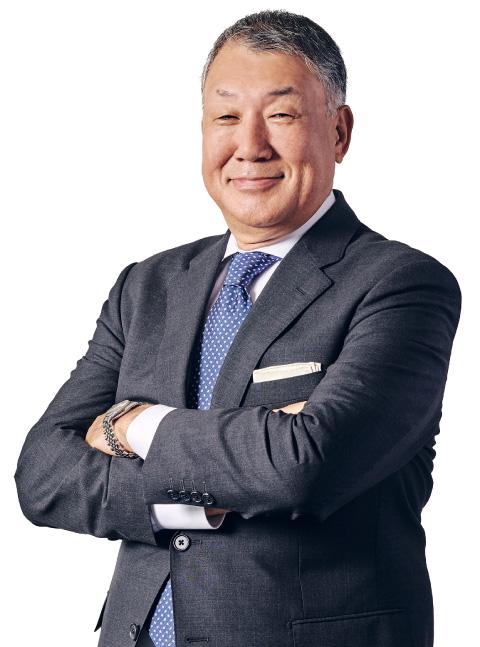 代表取締役社長 芳賀 裕二