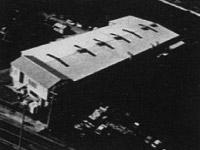 建設当時の橋本工場