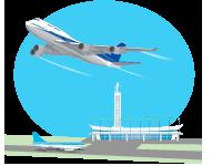 関西国際空港イメージ