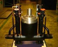付帯装置一体型ガバナ(当時の試作品)