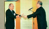 平成22年度技術賞を受賞