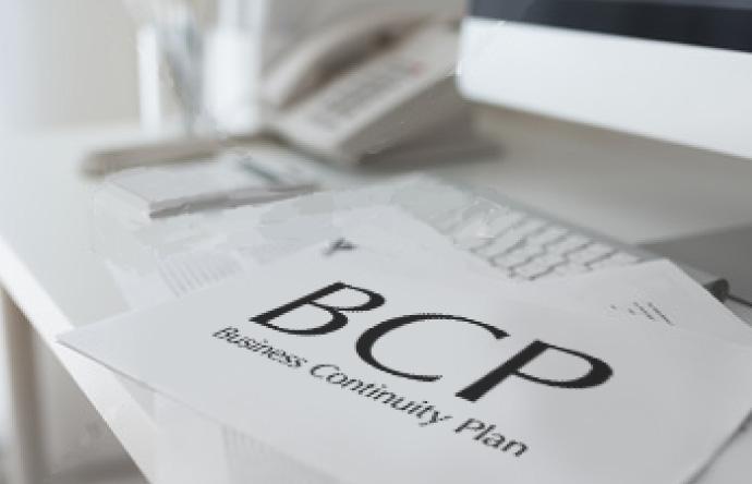 事業継続方針(BCP)