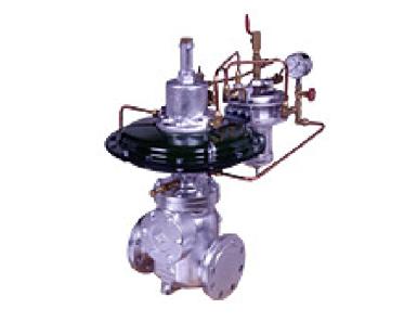 KA governor (Loading-type single valve)