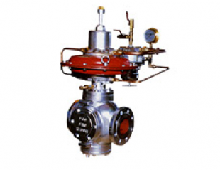 KF governor (Loading-type double valve)