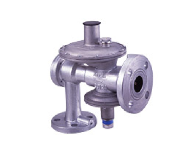 KH governor [Integrated type] (Balance-type single valve)