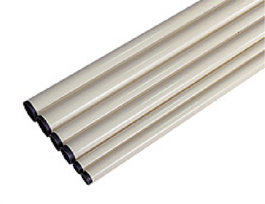 VI (steel pipe with its outer surface coated with rigid PVC)