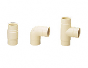 KEEP LONG VI fittings (for VI pipes)
